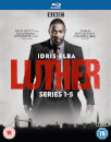 Luther Series 1 - 5 Boxset