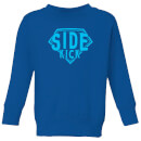 sidekick-kids-sweatshirt-royal-blue-7-8-jahre-royal-blue