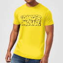 danger-mouse-target-men-s-t-shirt-yellow-m-gelb