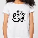 eyes-on-you-women-s-t-shirt-white-xs-wei-