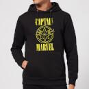 captain-marvel-grunge-logo-hoodie-black-xl-schwarz