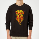 captain-marvel-freefall-sweatshirt-black-s-schwarz