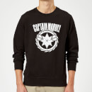 captain-marvel-logo-sweatshirt-black-s-schwarz