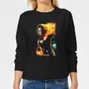 captain-marvel-galactic-shine-women-s-sweatshirt-black-xl-schwarz