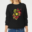 captain-marvel-tartan-patch-women-s-sweatshirt-black-xl-schwarz