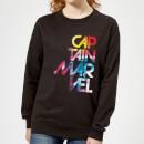 captain-marvel-galactic-text-women-s-sweatshirt-black-xl-schwarz