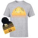 The Transformers Bumblebee Bundle - Women's - 3XL - Gris Gris XXXL