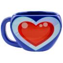 The Legend of Zelda Heart Container Mug