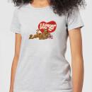 scooby-doo-it-s-no-mystery-i-love-you-women-s-t-shirt-grey-5xl-grau