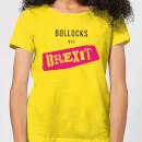 bollocks-to-brexit-women-s-t-shirt-yellow-m-gelb