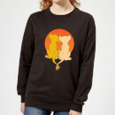 disney-lion-king-we-are-one-women-s-sweatshirt-black-4xl-schwarz