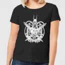 mr-pickles-pentogram-drawn-dog-head-women-s-t-shirt-black-m-schwarz