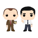 the-office-toby-vs-michael-2-pack-pop-vinyl-figuren