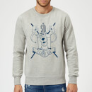 scooby-doo-coat-of-arms-sweatshirt-grey-s-grau