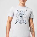 scooby-doo-coat-of-arms-men-s-t-shirt-grey-5xl-grau