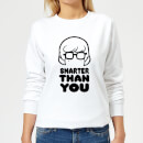scooby-doo-smarter-than-you-women-s-sweatshirt-white-s-wei-