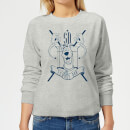 scooby-doo-coat-of-arms-women-s-sweatshirt-grey-s-grau