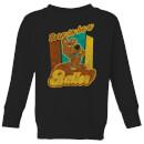 scooby-doo-born-to-be-a-baller-kids-sweatshirt-black-3-4-jahre-schwarz