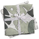 Done by Deer Tiny Tropics Swaddle (Pack of 2)