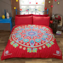 rapport-bohemian-mandala-duvet-set-red-king