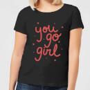 international-women-s-day-you-go-girl-women-s-t-shirt-black-s-schwarz