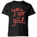 you-go-girl-kids-t-shirt-black-9-10-jahre-schwarz