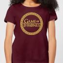 game-of-thrones-circle-logo-damen-t-shirt-burgunderrot-xs-burgunderrot