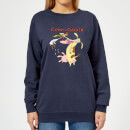 cow-and-chicken-characters-women-s-sweatshirt-navy-xxl-marineblau