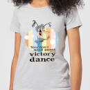 i-am-weasel-you-don-t-need-pants-for-the-victory-dance-women-s-t-shirt-grey-4xl-grau