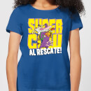 cow-and-chicken-supercow-al-rescate-women-s-t-shirt-royal-blue-xxl-royal-blue