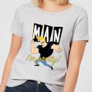 johnny-bravo-man-i-m-pretty-women-s-t-shirt-grey-5xl-grau