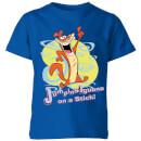 i-am-weasel-jumping-iguana-on-a-stick-kids-t-shirt-royal-blue-7-8-jahre-royal-blue