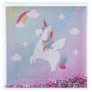 sass-belle-rainbow-unicorn-glitter-photo-frame