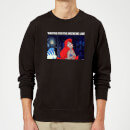 disney-little-mermaid-weekend-wait-sweatshirt-schwarz-m-schwarz