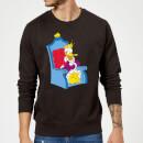 disney-king-donald-sweatshirt-schwarz-4xl-schwarz