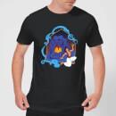 disney-aladdin-cave-of-wonders-herren-t-shirt-schwarz-xl-schwarz