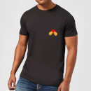 disney-mickey-mouse-backside-herren-t-shirt-schwarz-xl-schwarz