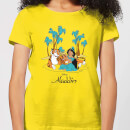 disney-aladdin-princess-jasmine-damen-t-shirt-yellow-m-gelb