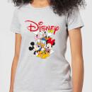 mickey-mouse-disney-crew-damen-t-shirt-grau-5xl-grau