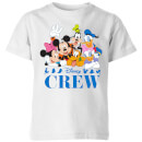 disney-crew-kinder-t-shirt-wei-7-8-jahre-wei-