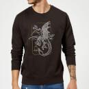 harry-potter-hungarian-horntail-dragon-sweatshirt-black-3xl-schwarz