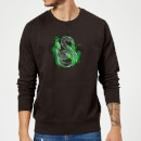harry-potter-slytherin-geometric-sweatshirt-black-s-schwarz