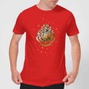 harry-potter-star-hogwarts-gold-crest-men-s-t-shirt-red-xl-rot