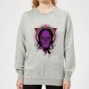 harry-potter-death-mask-2-neon-women-s-sweatshirt-grey-l-grau