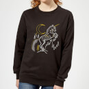 harry-potter-unicorn-women-s-sweatshirt-black-l-schwarz