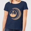 harry-potter-globe-moon-women-s-t-shirt-navy-xl-marineblau