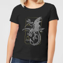 harry-potter-hungarian-horntail-dragon-women-s-t-shirt-black-xxl-schwarz