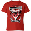 harry-potter-triwizard-tournament-durmstrang-kids-t-shirt-red-3-4-jahre-rot