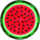 wassermelone-stranddecke