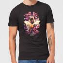 avengers-endgame-splatter-herren-t-shirt-schwarz-xl-schwarz